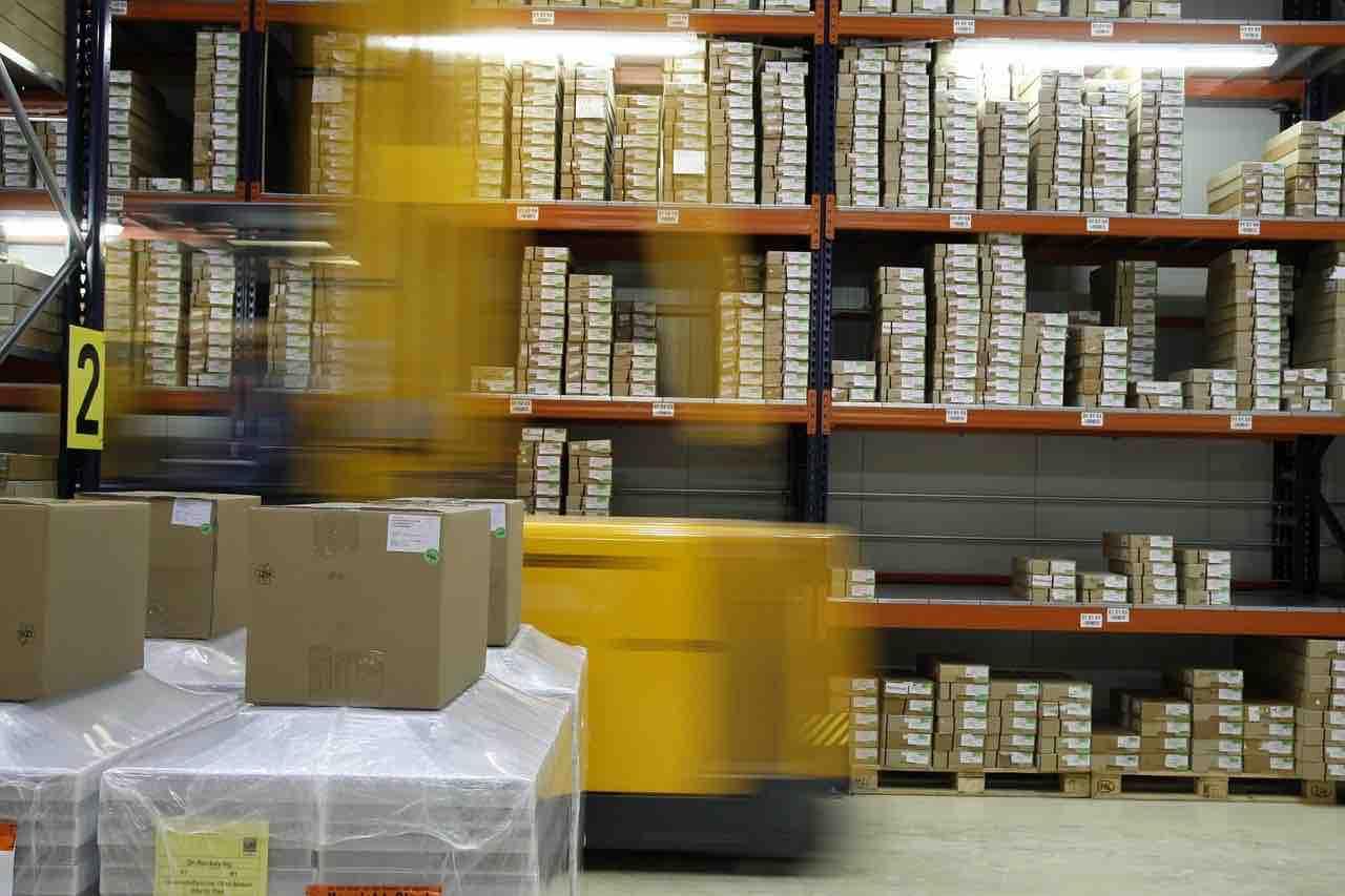 plateforme logistique e-commerce