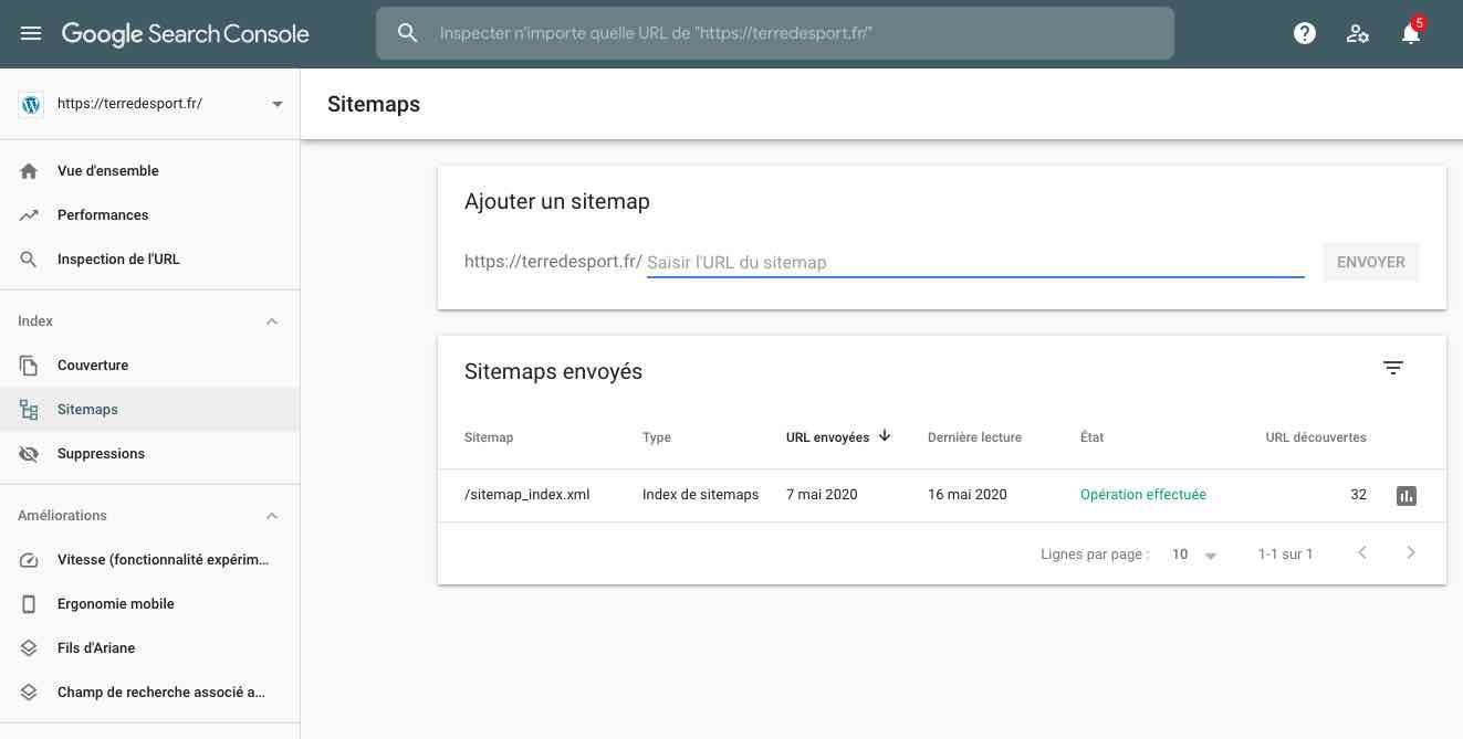module google sitemap prestashop 1.7