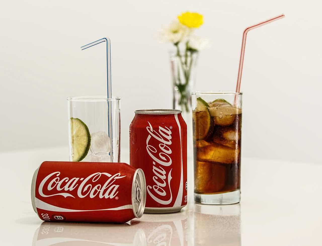 Coca cola depot marque INPI