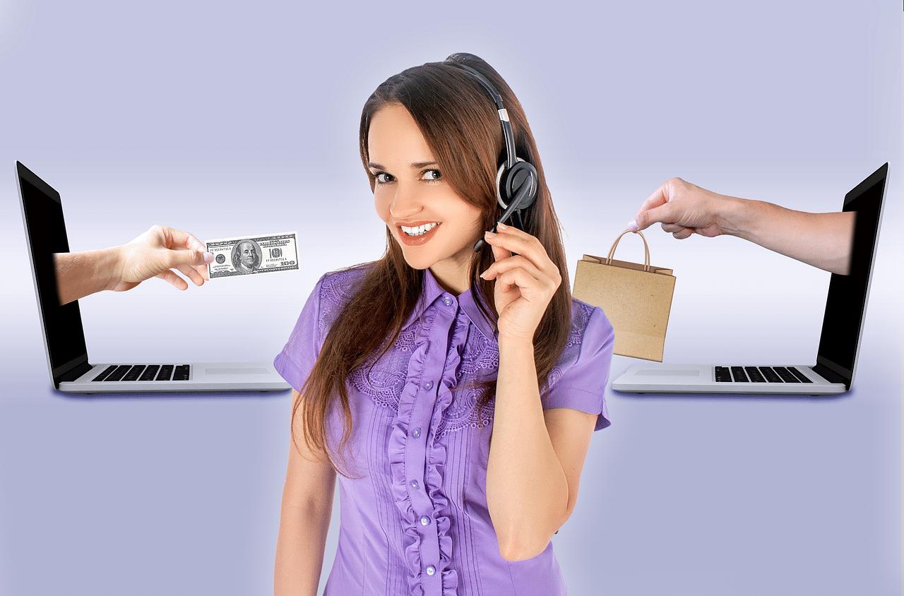 chatbot e-commerce vs service client